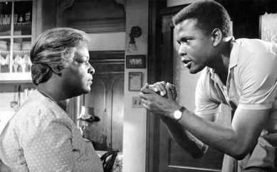 AP Lit and More - Still of 1961 movie of A Raisin in the Sun